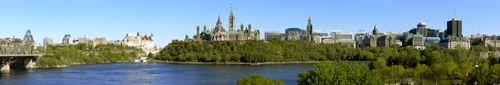 Canada-Ottawa-Panorama