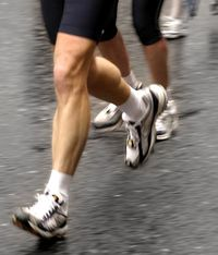 Husband running blog