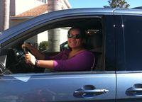 Sandie-drivers-seat