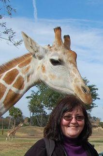 Shari & Giraffe