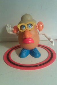 Jakey's Potato Head