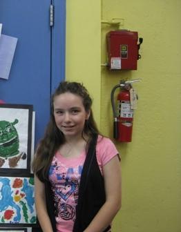 Happy former 7th grader