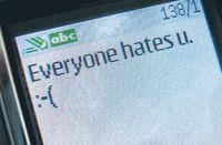 Cyber hate