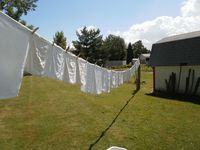 Laundry line 1